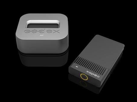 Codex Capture Drive Dock | Thunderbolt connected storage